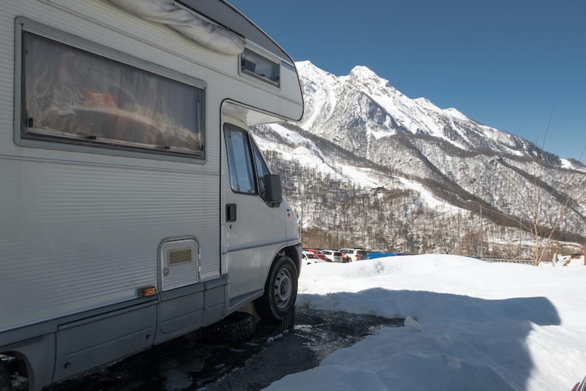 Beginner´s Guide: Wohnmobil & Wohnwagen winterfest machen