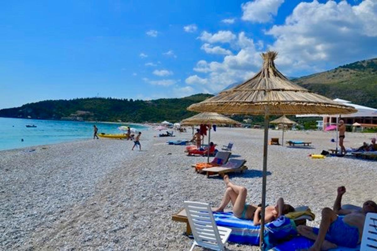 Camping albanien am meer